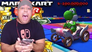 I CANT BELIEVE I SPENT THIS MUCH MONEY!! DID I FINALLY....!!! [MARIO KART TOUR] [#05]
