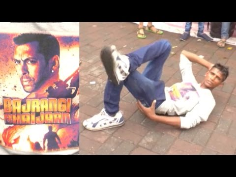 Don't Miss: Crazy Fans Dance Outside Salman Khan's House On The Occasion Of Eid