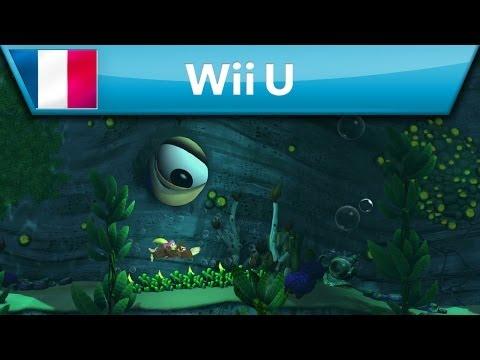 Donkey Kong Country: Tropical Freeze - Bande-annonce de l'action aquatique (Wii U)