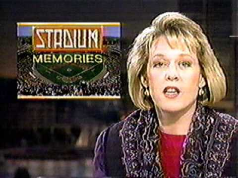 WMAR-TV News Coverage Of The Final Game At Memorial Stadium
