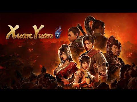 Xuan Yuan Sword 7 Announcement Trailer (PS4, Xbox One)