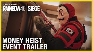 Rainbow Six Siege: Money Heist Event | Trailer | Ubisoft [NA]