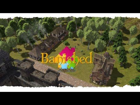 BANISHED: MEGA MOD » Kinderwunsch « Gameplay Deutsch/German