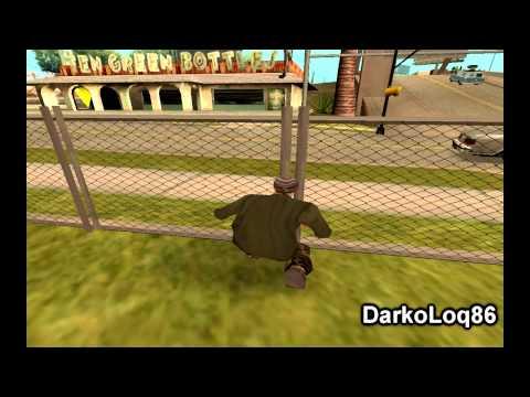 Loquendo-Cazando a CJ (GTA San Andreas)