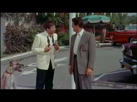 """""""Hollywood or Bust"""" Jerry Lewis Dean Martin 1956 (Full Movie)"""