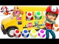 Best Learn Colors Video: Paw Patrol Wheels on the Bus Song Ba...