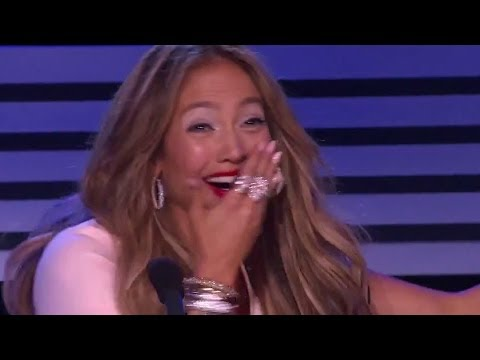 Jennifer Lopez F-BOMB on American Idol - VIDEO