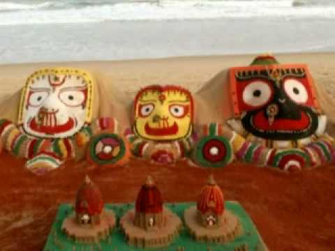 Sand Art by Mr Sudarsan Pattnaik