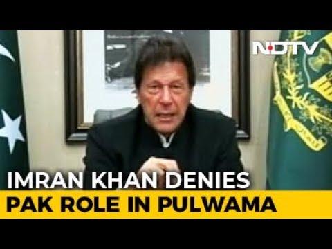 """Pak Will Retaliate If India Attacks"": Imran Khan Amid Tension Over Pulwama"