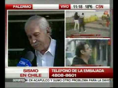 Terremoto en Chile Video 05
