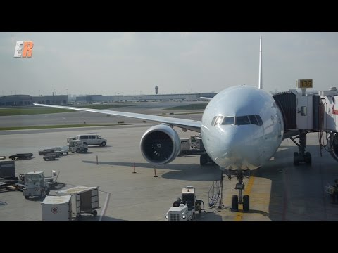 Air Canada 777HD  Business Class Flight Review