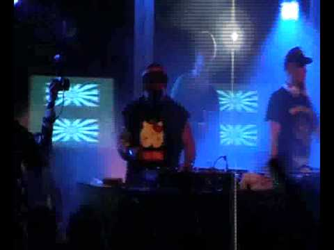 WestBam, Mr X & Mr Y live @ Bass Planet 2013, Szczecin (16.03.2013)
