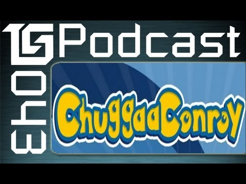 TGS Podcast #43 Featuring ChuggaConroy Hosted by TotalBiscuit & Jesse Cox