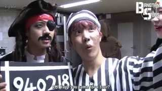[ENG] 141110 BOMB: Enjoy 2014 Halloween