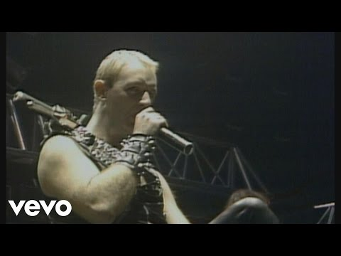Judas Priest - Hell Bent For Leathere