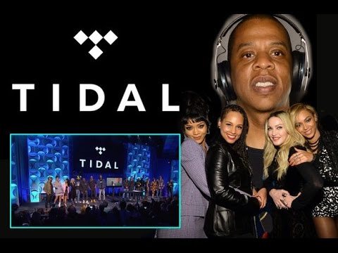 Professor Griff & Zaza Ali speaks on Jay-Z's Tidal, Business, and The Future of Music