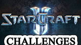 Starcraft 2 - Path of Ascension Challenge with a FLAWLESS Gold Rank (0 Units Lost)