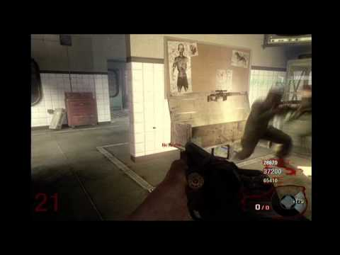 BEST Zombie Glitches Black Ops NEW!!