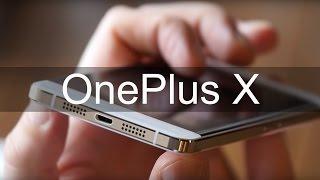 """Обзор OnePlus X - лучший """"компакт"""" этого года!"""