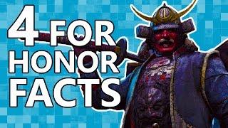 Knights Vs Samurai Vs Vikings | FOR HONOR