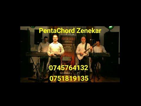 PentaChord Zenekar - PROMÓ - MULATÓS - PARTY /// TELJES SZOLGÁLTATÁS