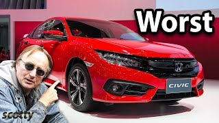 The Worst Cars Honda Ever Made