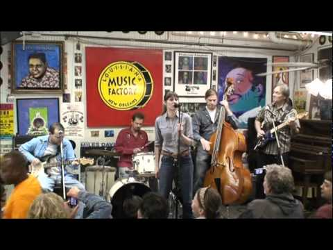 Gal Holiday & The Honky Tonk Review @ Louisiana Music Factory JazzFest 2011