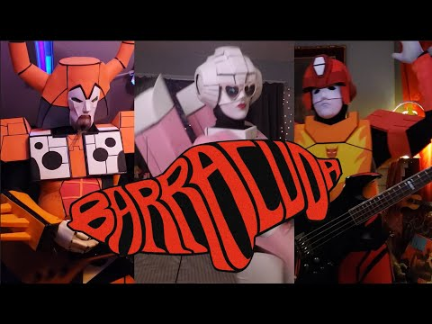 Barracuda (Heart cover) by Cybertronic Spree