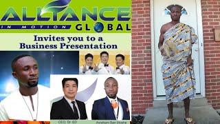 ALLIANCE GLOBAL AVRAHAM MOSHE SELLING SLOW PO*SON TO GHANA - Evangelist Addai