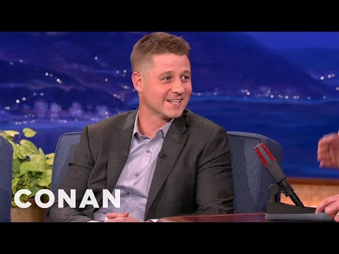 Ben McKenzie Has Big Prison Fanbase - CONAN on TBS