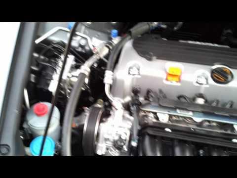 2012 Honda Accord i4 Sedan - Engine Noise Normal? [HD]