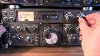 #153: How to tune up a Kenwood TS-830S hybrid rig / transceiver | TS-520 TS-530 TS-820