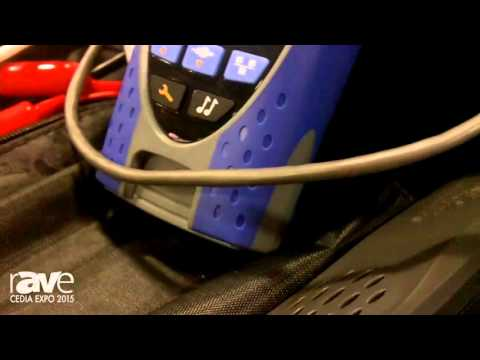 CEDIA 2015: Ideal Networks Features the VDV II Pro Model for Wiring Verification Tester