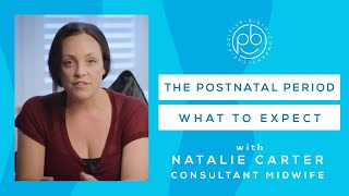 WHAT TO EXPECT:  THE POSTNATAL PERIOD (MIDWIFE ADVICE)