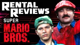 Super Mario Bros. The Movie (1993) - Rental Reviews