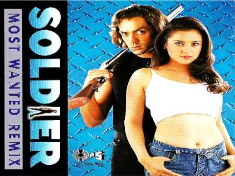 Soldier: Most Wanted Remix 1998 - Tera Rang Balle Balle (Jaspinder...
