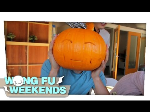 WFW 113 - First Time Carving Pumpkins!
