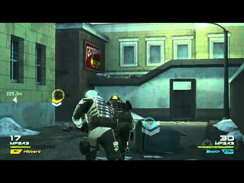 Tom Clancys Ghost Recon Wii Gameplay