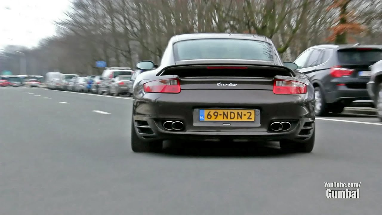Porsche 997 Turbo W Techart Stage 2 Exhaust System Youtube