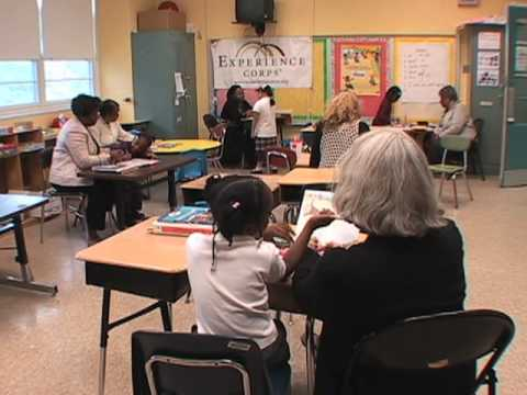 Older Adults See Benefits from Tutoring Young Children