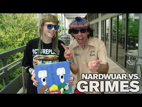 Nardwuar vs. Grimes