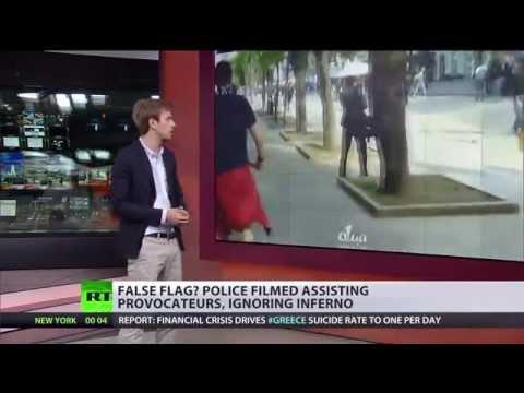 Odessa Murders: US-Supported Yatsenyuk Regime Behind Provocations?