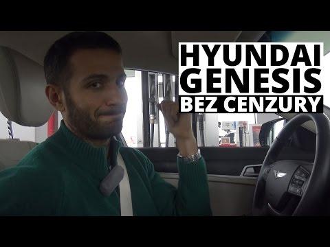 Hyundai Genesis - BEZ CENZURY - Zachar OFF