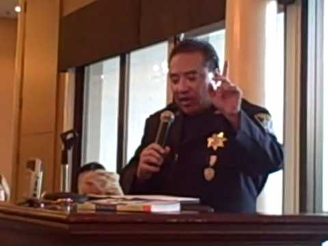 Oakland Fire and Police Chaplain Jayson Landeza Speaks at Catholics@Work (1)