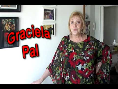 Graciela Pal - Saludando por mi cumpleaos
