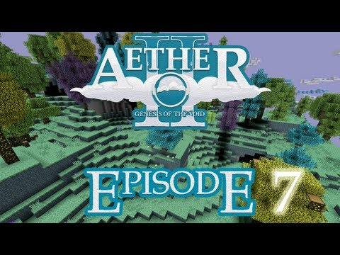 Minecraft: Aether II - Episode 7 - Let's Take a Dungeon, Liam!