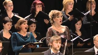 Lithuanian State Symhony Orchestra L Van Beethoven The Symphony No 9 4 Mov