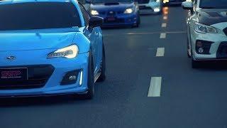 Subaru Club Philippines' Midnight Run