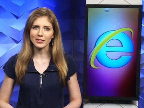CNET Update - Microsoft fixes big bad Internet Explorer bug