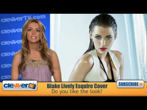 Blake Lively's Esquire Cover and Interview